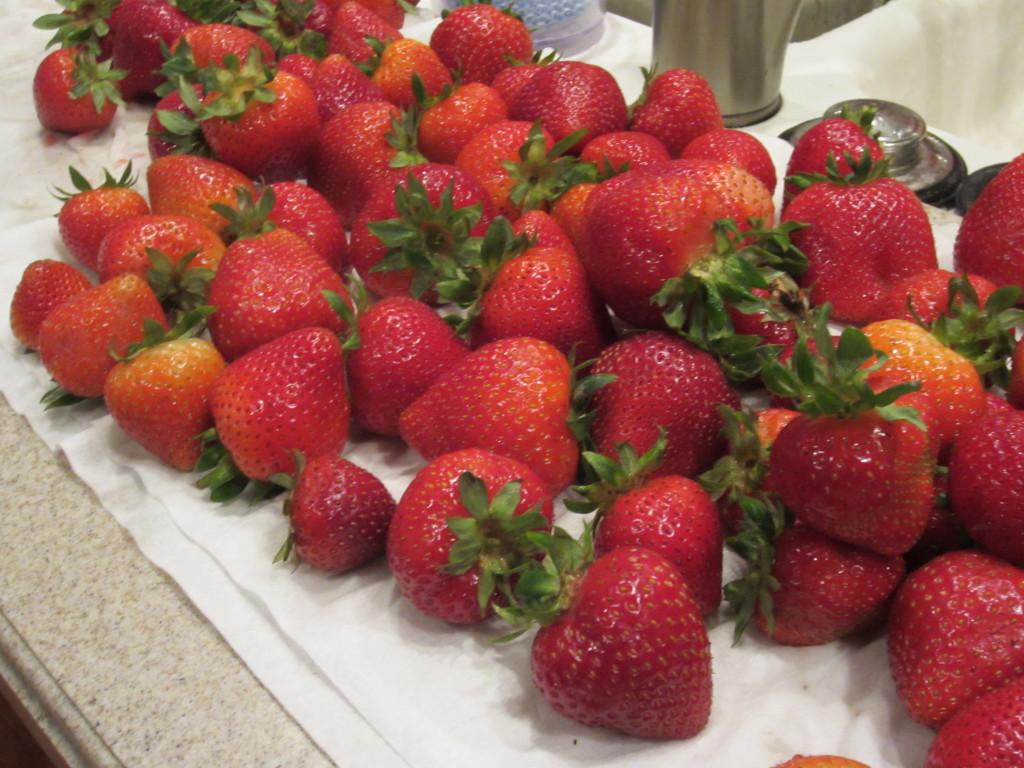 Naked Strawberries