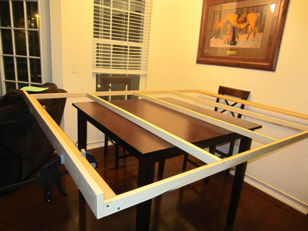 Bed Frame Assembly